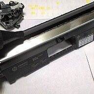 Заправка картриджа HP CF230X и восстановление барабана HP CF232A для HP LaserJet Pro: M203dn / M203dw / M227sdn / M227fdw / M227fdn
