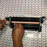 Ремонт печки цветного МФУ HP Color LaserJet M477fdn MFP Pro