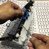 Восстановление ремня (BELT-UNIT-ленты) переноса OKI для цветных принтеров и МФУ OKI C532/C542/MC573