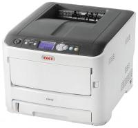Ремонт цветного принтера OKI C612dn/n