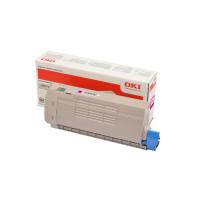 Заправка картриджа OKI C612dn/nпурпурныйс заменой чипа