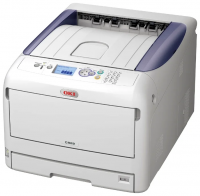 Ремонт цветного принтера OKI C822dn/n