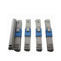 Заправка картриджа OKI C301/C321/MC332/MC342голубой + чип