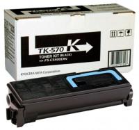 Заправка картриджа Kyocera(TK- 570K) Kyocera FS-C5400DN (16K) black