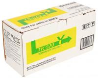 Заправка картриджа Kyocera(TK- 570Y) Kyocera FS-C5400DN (12K) yellow