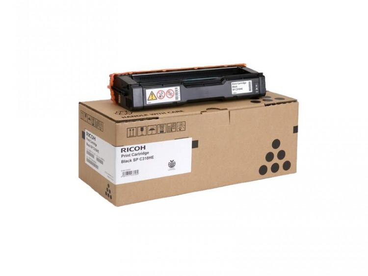 Заправка картриджа RicohSP C231SF/ C232SF/ C231N/ C232DN/ C311N/ C312DN/ C320DN/C242DN/ C242SF/ C340DN/ C342DN (желтый)