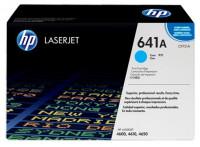 Заправка картриджа HP C9721A (641A)