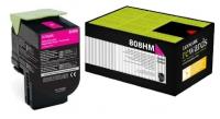 Заправка картриджа Lexmark CX410/CX510 (3К) magenta