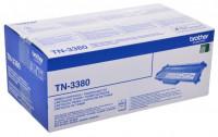 Заправка картриджа Brother TN-3380 HL-5440D / 5450DN / 5470DW / 6180DW / DCP 8110 / 8250/ MFC8520 / 8950