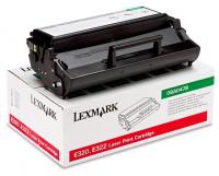 Заправка картриджа Lexmark E320/322 (6K)