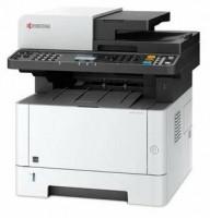 Лазерный копир-принтер-сканер Kyocera M2040dn (А4, 40 ppm, 1200dpi, 512Mb, USB, Network, автоподатчик, тонер) только с двумя TK-1170