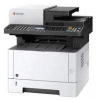 Лазерный копир-принтер-сканер-факс Kyocera M2540dn (А4, 40  ppm, 1200dpi, 512Mb, USB, Network, автоподатчик, тонер) только с двумя TK-1170