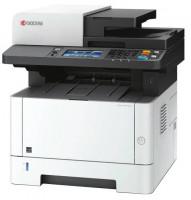 Лазерный копир-принтер-сканер-факс Kyocera M2735dn (А4, 35 ppm, 1200dpi, 512Mb, USB, Network, автоподатчик, тонер) с дополнительным тонером TK-1200