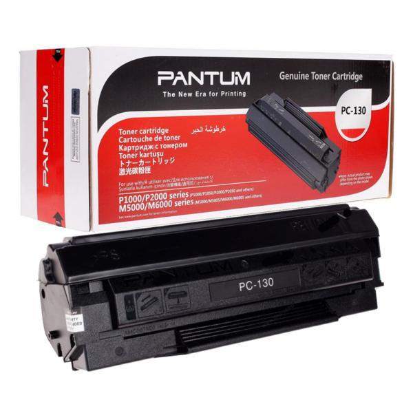 Заправка картриджа Pantum PC-130 для P1000/P1050/P2000/P2010/P2050/M5000/M5005, M6000, M6005