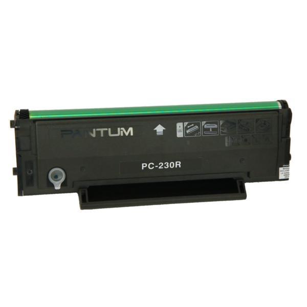 Заправка картриджа Pantum PC-230R для Pantum P2200/P2207/2500W/P2500/P2507/M6500/M6550/M6600/M6607nw