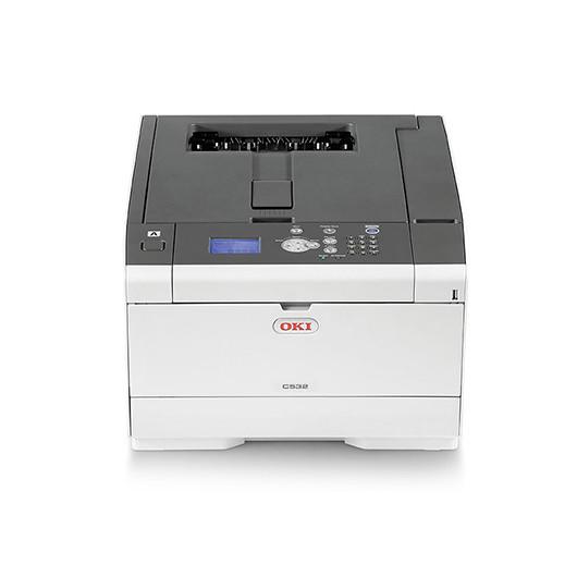Ремонт цветного принтера OKI C532/C542
