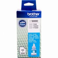 Бутылка чернил Brother BT5000C для DCPT300/500W/700W/800W Cyan, 5000 страниц (А4)