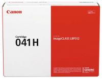 Заправка картриджа CANON 041H BK  увеличенной емкости