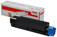 Заправка тонер-картриджа OKI тонер-картридж B401 / MB441 / MB451 + чип