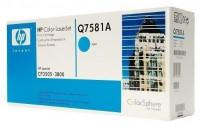 Заправка картриджа Q7581A (503A)