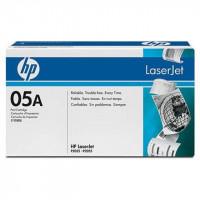 Картридж HP 05A лазерный (2300 стр)