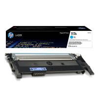 Заправка картриджа HP 117A (W2071A) синий