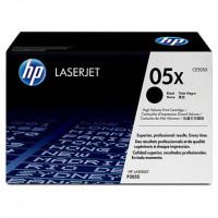 Картридж HP 05X лазерный увеличенной емкости упаковка 2 шт (2*6500 стр)