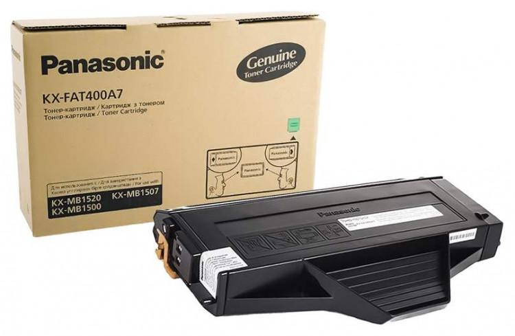 Заправка картриджа Panasonic KX-FAT400A7