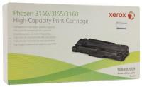 Заправка картриджа Xerox Phaser 3140/3155/3160 с чипом